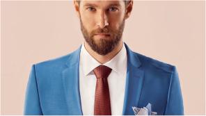 Вратовръзка и костюм -  тенденции и комбинации