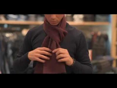 Начини за връзване на шал