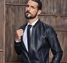 Коженото яке — дрехата, която засилва мъжкото излъчване