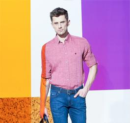Идеи за пролетни мъжки визии с ризи с къс ръкав