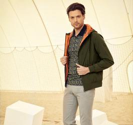 Кои са предпочитаните типове пролетни мъжки якета