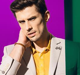 Кои са модерните цветове при мъжките блузи за 2020 и как да ги съчетаете