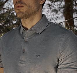 Нови модели мъжки тениски в TEODOR